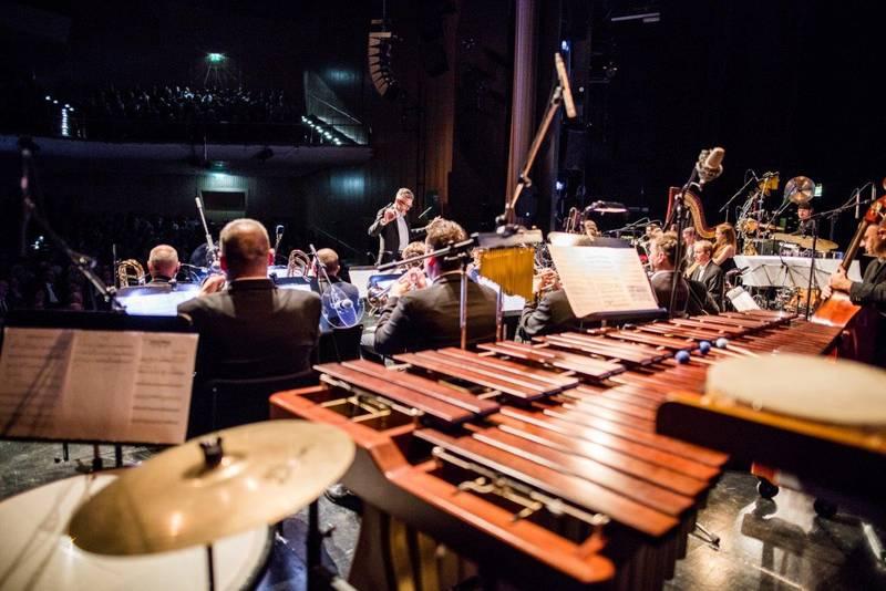 gladsaxe symphony orchestra kvinde fisse